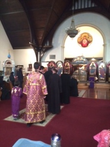 Sunday of Orthodoxy at Joy 3:22:15