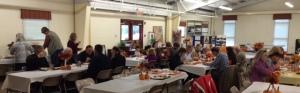 Luncheon St Nicholas